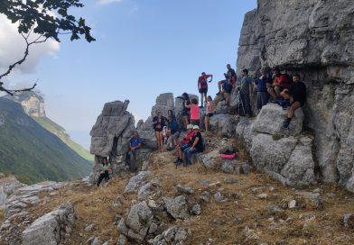 20 agosto 2021 – La Montagna Incantata